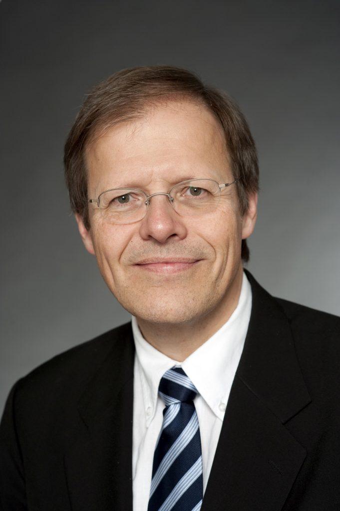 Prof. Dr. Dr. h.c. mult. Wolfgang Holzgreve, Med. Direktor der Uni-Klinik Bonn